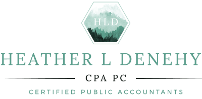 Heather L Denehy CPA PC Logo