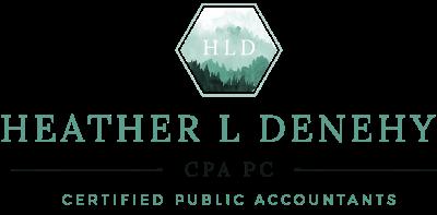 Heather L Denehy CPA PC Logo